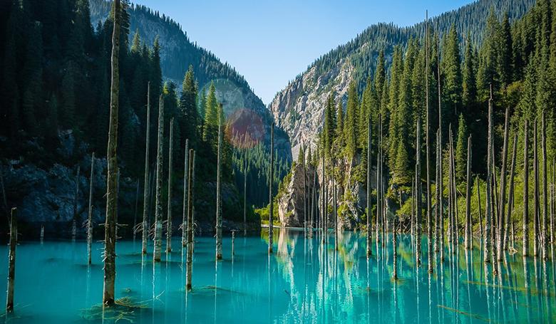 Almaty with Kolsai Lake