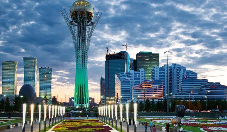3N Almaty + 1N Borovoye + 1N Astana