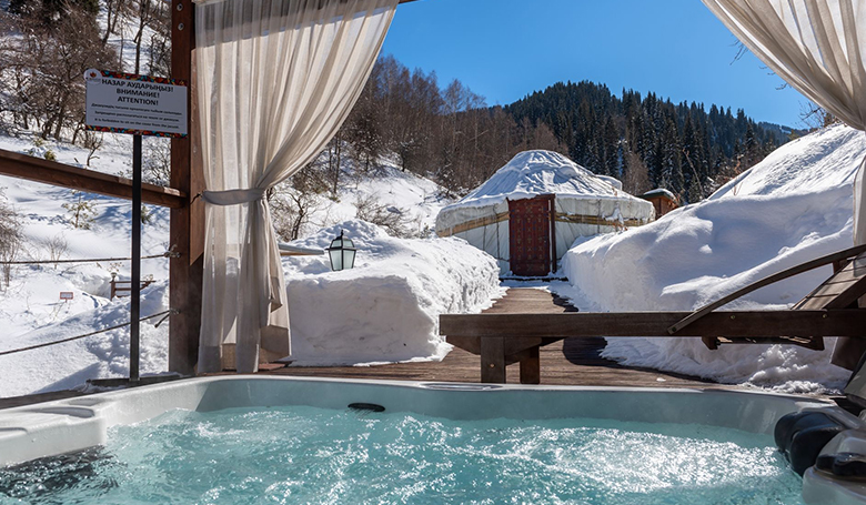 5 Nights - Almaty Winter Wonderland