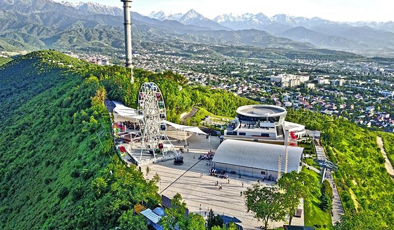 5 Nights Almaty & Lake district